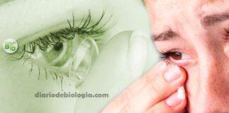 As lentes de contato podem sumir atrás dos olhos