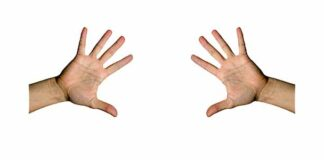Por que temos linhas na palma das mãos