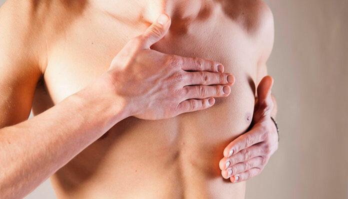 Sair líquido no mamilo masculino, é normal? O que pode ser?