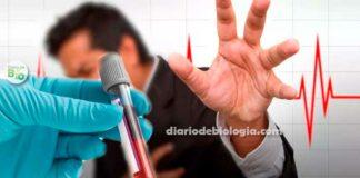Um exame de sangue pode identificar um ataque cardíaco