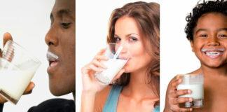 Nós precisamos parar de beber leite imediatamente