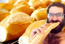 Pão francês: estudos revelam que ele é o culpado da obesidade, diabetes e depressão