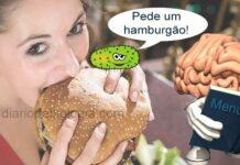 Nossas bactérias intestinais falam com o cérebro o que devemos comer