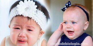 Usar faixa na cabeça do bebê causa refluxo e insônia