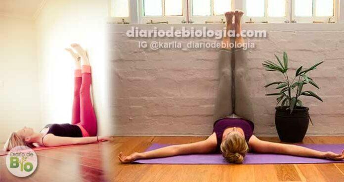 Estudos revelam 3 coisas que acontecem quando você coloca as pernas contra a parede