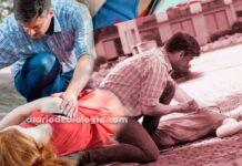 O que fazer quando uma pessoa desmaia ou vai desmaiar?
