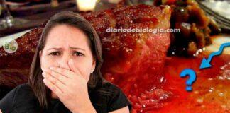 Carne sangrando: o líquido vermelho que escorre da carne não é sangue!