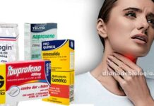 anti-inflamatório para garganta naproxeno nimesulida ibuprofeno