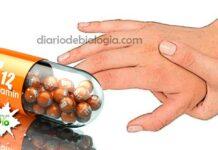 Sintomas de falta de vitamina B12
