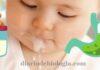 Refluxo infantil em bebês